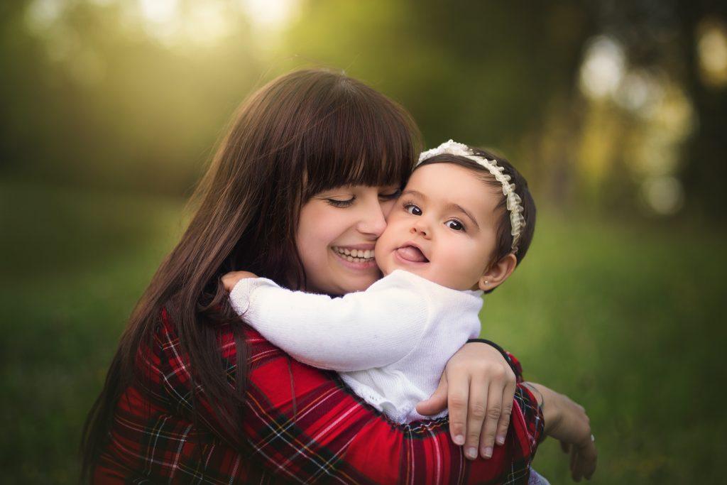 fotografia profesional niños madres familias bilbao