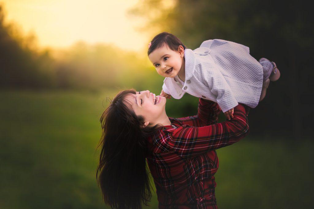 fotografia profesional niños familias mujer vizcaya